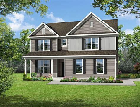 davidson floor plan carolina bay eastwood homes