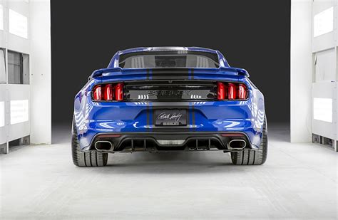 concept off road truck shelby rolls out wide body mustang concept