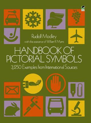 handbook  pictorial symbols  rudolf modley reviews discussion bookclubs lists