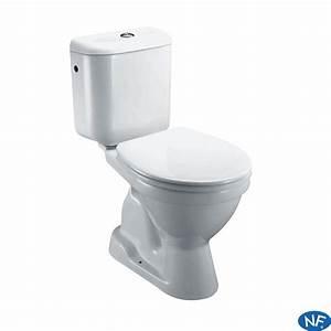Wc Sortie Horizontale : pack wc lyra sortie horizontale pack wc wc ~ Melissatoandfro.com Idées de Décoration