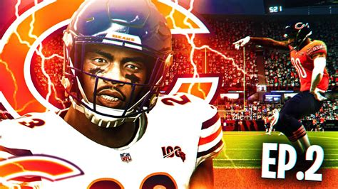 Traded for New RB & Star Wide Receiver! Bears Online ...
