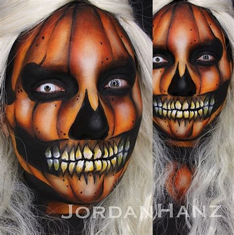 Halloween Countdown Extraordinary Face Painting
