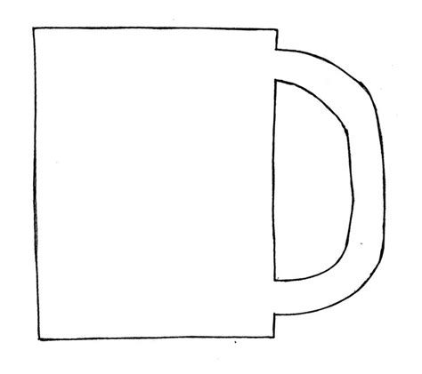 mug template 17 best images about theme cocoa on coco pretend play and preschool