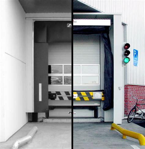 Modernisierung  Torwetterschutz • Nani Verladetechnik