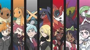 Pokemon - All Champion Battle Themes V4 - YouTube