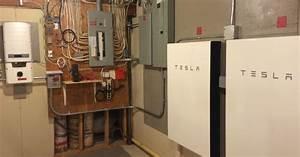 The First Tesla Powerwall2 U0026 39 S In Alberta