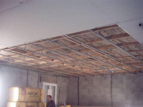 suspente rail pour placo 224 pau estimation prix travaux maison repeindre plafond bois