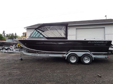 Craigslist Portland Boats Aluminum by Alumaweld New And Used Boats For Sale In Oregon