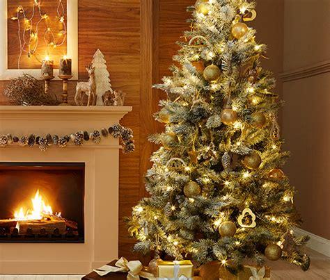 weihnachtsbaum schmuck bei tchibo