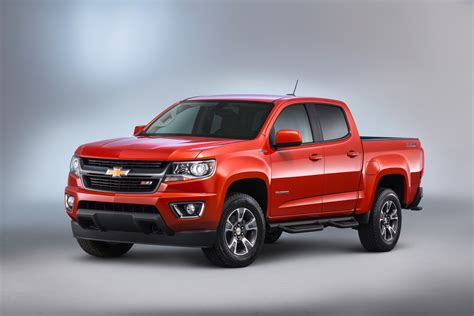 Chevrolet Colorado Picture by 2016 Chevrolet Colorado Diesel Unveiled Gm Authority