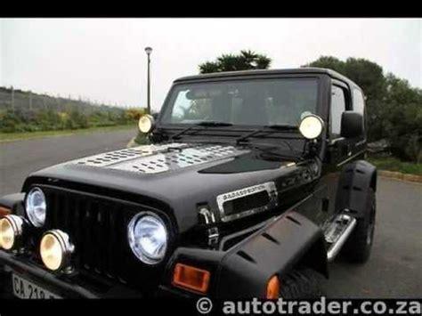 jeep wrangler  litre  chevy vortec auto  sale  auto trader south africa youtube