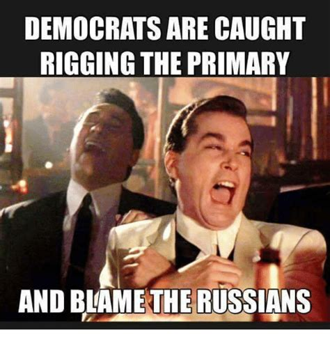 Funny Democrat Memes - jasper county election hacked by russians taxpayer s watchdog group