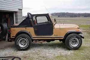 Buy Used 1984 Jeep Cj7 In Winfield  Missouri  United States