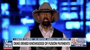 David Clarke on Dems' Denial of Russian Dossier: 'America ...