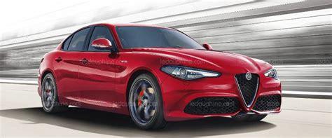 Automobile  L'alfa Romeo Giulia élue Plus Belle Voiture