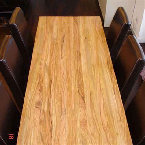 Tisch Aus Olivenholz by M 252 Ller Und Peters M 246 Bel Esstisch