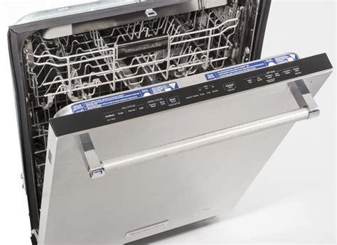 Kitchenaid Dishwasher Best Buy by Kitchenaid Kdte254ess Dishwasher Consumer Reports