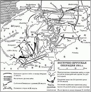 Failure of the Schlieffen Plan: win 1st Russian army at ...