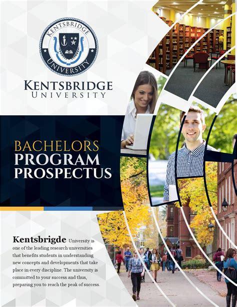 Bachelors Program by Official Kentsbridge Bachelor Program Brochure