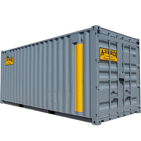 20ft Storage Averdi
