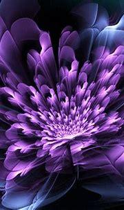 Flowers. {by Iwuchska on DeviantArt} | Flowers, Art, Fractals