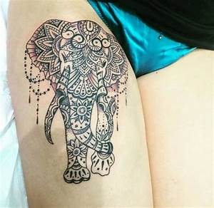 Catalogue De Tatouage : le catalogue des tattoo facebook tatouage elephant tattoos tattoos et mandala elephant tattoo ~ Melissatoandfro.com Idées de Décoration