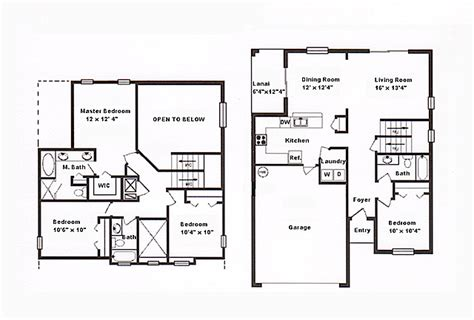 home layout floor plan affordable orlando vacation home