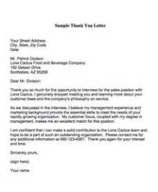 resume cover letter thank you note online portfoli