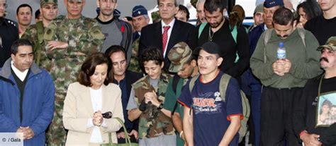 Ingrid Betancourt - Gala