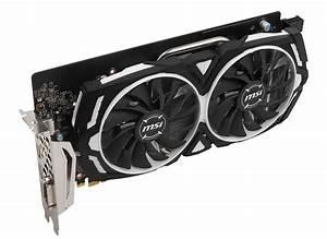 MSI GeForce GTX 1060 6GTOC pictured | VideoCardz.com