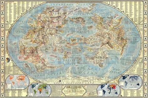 Internet kao karta svijeta » m:blog - blog.mtel.ba