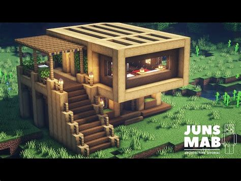 minecraft houses   time