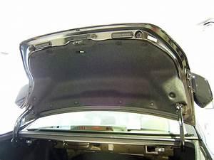 2012 Honda Civic 4dr Trunk Lid Insulator