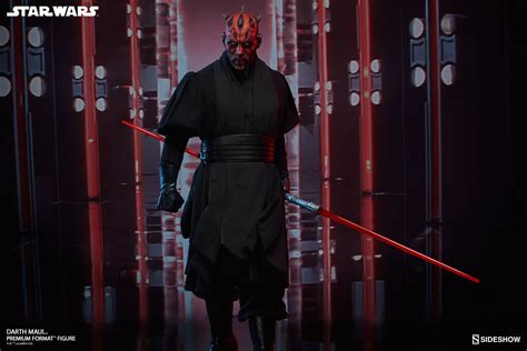 Darth Maul Premium Format Figure By Sideshow Collectibles