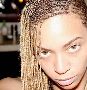 Beyonce in Braids - Fashionsizzle
