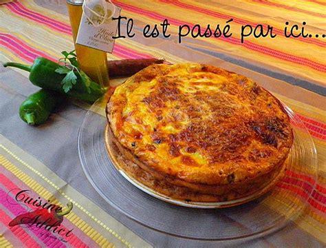 quiche sans p 226 te au chorizo poivrons et tomates s 233 ch 233 es cuisine addict