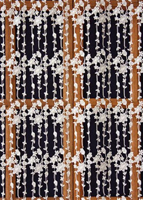 rideaux en macram 233 brod 233