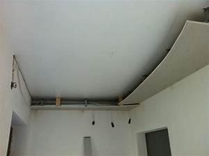 Preise Trockenbau Decke Abhängen : decke mit gipskartonplatten abh ngen hausbau ein baublog ~ Michelbontemps.com Haus und Dekorationen