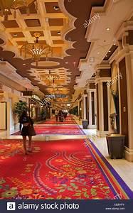 Inside, The, Wynn, Las, Vegas, Hotel, And, Casino, Nevada, United