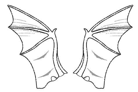 bat wing template ivoiregion
