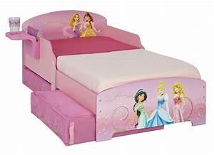 Lit De Fille : lit princesse ~ Teatrodelosmanantiales.com Idées de Décoration