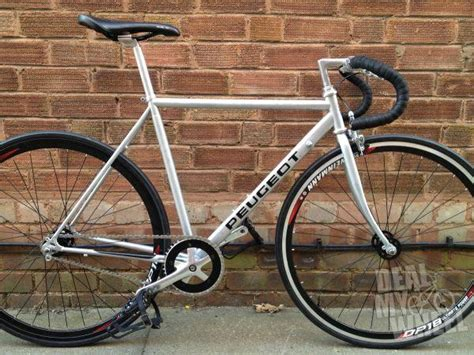 Peugeot Fixed Gear by Peugeot Fixed Gear Bicycle New And Second Bikes
