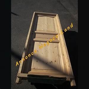 neuf lot de porte dinterieur en pin sapin massif chene With porte de garage avec porte intérieure en pin massif