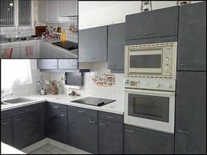 Peindre Meuble Cuisine : peinture meuble cuisine 2017 et meuble cuisine chene best ~ Melissatoandfro.com Idées de Décoration