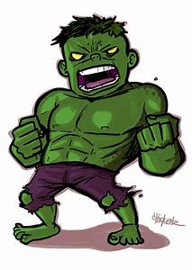 Little : Hulk by ChickenzPunk on DeviantArt