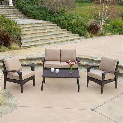 honolulu pc wicker outdoor sofa set jcpcom