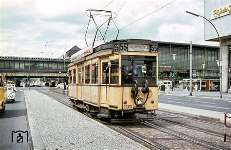Zoologischer Garten Bahnhof Bvg by 1966 Tw 3589 Der Bvg Am Bahnhof Zoologischer Garten My