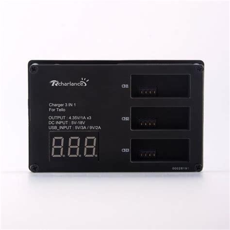 smatree tello battery bank portable wireless charger tello hq