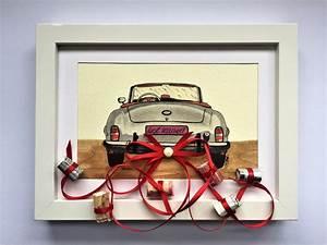 Hochzeitsgeschenk Bilderrahmen Auto : geldgeschenk zur hochzeit hochzeitsgeschenk bilderrahmen mit auto eur 14 99 picclick de ~ Eleganceandgraceweddings.com Haus und Dekorationen