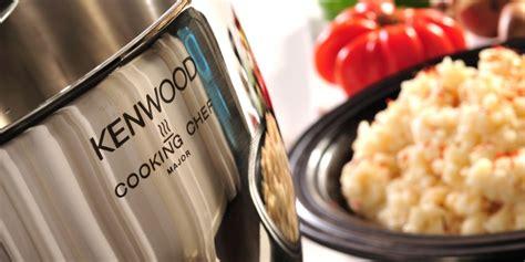 cuisine multifonction thermomix kenwood limited cooking chef km096 le test par des pros
